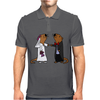 Awesome Funny Sea Otter Wedding Mens Polo