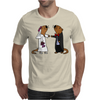 Awesome Funny Sea Otter Wedding Mens T-Shirt