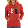 Awesome Funny Sea Otter Wedding Womens Hoodie