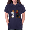 Awesome Funny Sea Otter Wedding Womens Polo