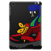 Awesome Funny Snake in Hiking Boot Tablet