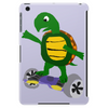 Awesome Funny Turtle Riding Hoverboard Tablet