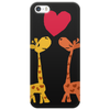 Awesome Giraffes in Love Original Art Phone Case