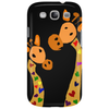 Awesome Giraffes with Heart Spots Art Original Phone Case