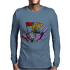 Awesome Golfing Abstract Art Original Mens Long Sleeve T-Shirt