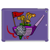 Awesome Golfing Abstract Art Original Tablet