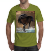 Awesome horse Mens T-Shirt