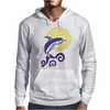 Awesome Leaping Dolphin in the Sunlight Mens Hoodie