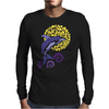 Awesome Leaping Dolphin in the Sunlight Mens Long Sleeve T-Shirt