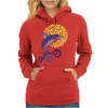 Awesome Leaping Dolphin in the Sunlight Womens Hoodie