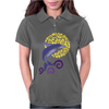 Awesome Leaping Dolphin in the Sunlight Womens Polo