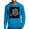 Awesome Leo Lion Zodiac Astrology Sign Art Mens Hoodie