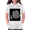 Awesome Leo Lion Zodiac Astrology Sign Art Womens Polo