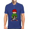 Awesome Little Boy Hugging Beagle Puppy Dog Mens Polo