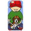 Awesome Little Boy Hugging Beagle Puppy Dog Phone Case