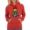 Awesome Little Boy Hugging Beagle Puppy Dog Womens Hoodie
