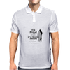 Awesome mum Mens Polo