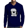 Awesome Old English Sheepdog Original Art Mens Hoodie