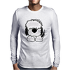 Awesome Old English Sheepdog Original Art Mens Long Sleeve T-Shirt