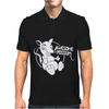Awesome Possum Mens Polo