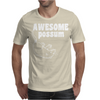 Awesome Possum Mens T-Shirt