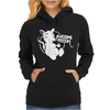 Awesome Possum Womens Hoodie