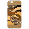 Awesome Racing Greyhound Dog Abstract Art Original Phone Case