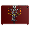 Awesome Skeleton Riding Motorcycle Artwork Tablet
