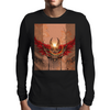 Awesome skull Mens Long Sleeve T-Shirt