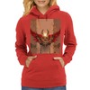 Awesome skull Womens Hoodie