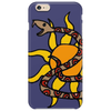 Awesome Snake and Sun Art Original Phone Case