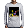 Awesome Surfboards Surfing Art Original Mens Long Sleeve T-Shirt
