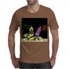 Awesome Surfboards Surfing Art Original Mens T-Shirt