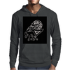 Awesome Zodiac Aries Ram Art Original Mens Hoodie