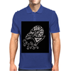 Awesome Zodiac Aries Ram Art Original Mens Polo