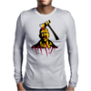 Axe Horror Mens Long Sleeve T-Shirt