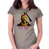 Axe Horror Womens Fitted T-Shirt