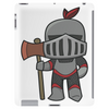 Axe Weilding Knight Tablet