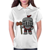 Axe Weilding Knight Womens Polo