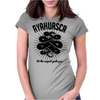 Ayahuasca Womens Fitted T-Shirt