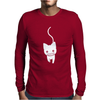 Azumanga Daioh Manga Mens Long Sleeve T-Shirt