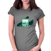 B-M-O Womens Fitted T-Shirt