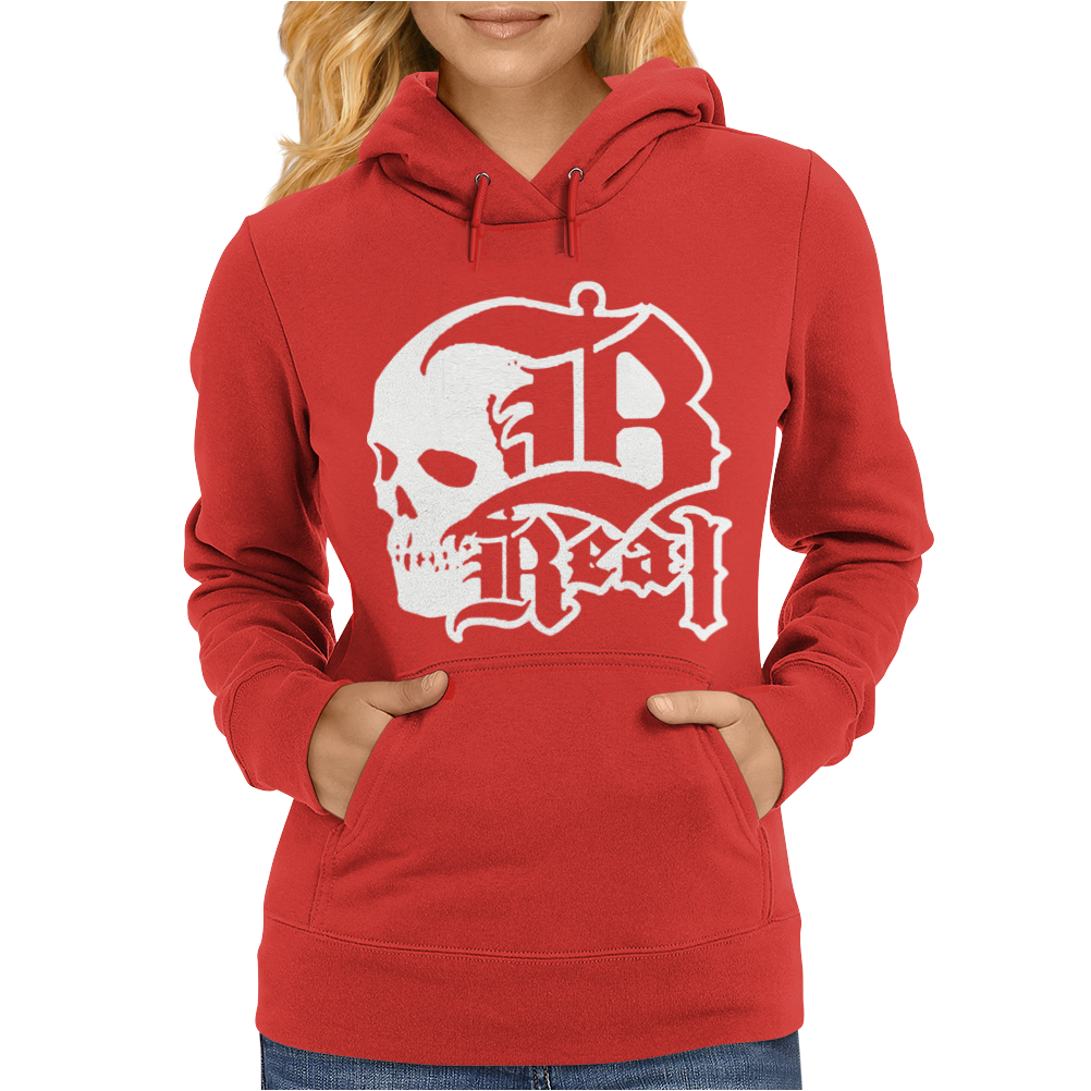 B REAL CYPRESS HILL Womens Hoodie