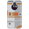 B8 Star Wars May the flat be with you Phone Case