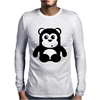 Baby Bear Mens Long Sleeve T-Shirt