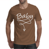 Baby Belly Mens T-Shirt