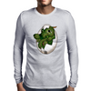 Baby dragon Mens Long Sleeve T-Shirt