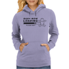 Baby Now Loading Womens Hoodie