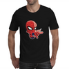 Baby Spider Man Mens T-Shirt