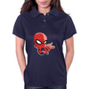 Baby Spider Man Womens Polo